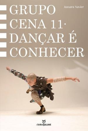 Capa Livro café com dança