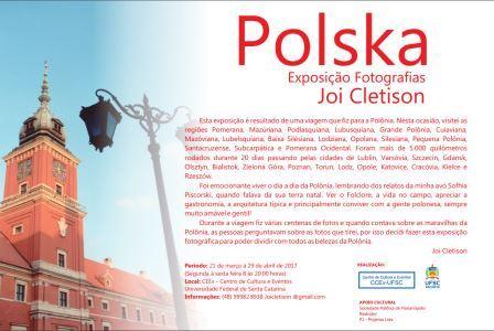 Polska Joi exposição