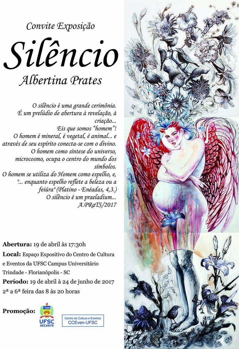 Exposição Silêncio de Albertina Prates @ Santa Catarina | Brasil